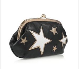 Dolce and Gabbana Star Clutch