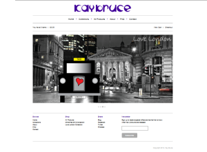 www.kaybruce.net launched!