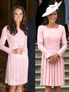 Kate Middleton knows how to work a capsule wardrobe