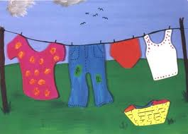 Only launder when necessary - image courtesy of northern star musings blog